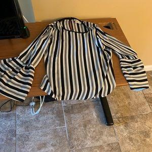 Cute work blouse
